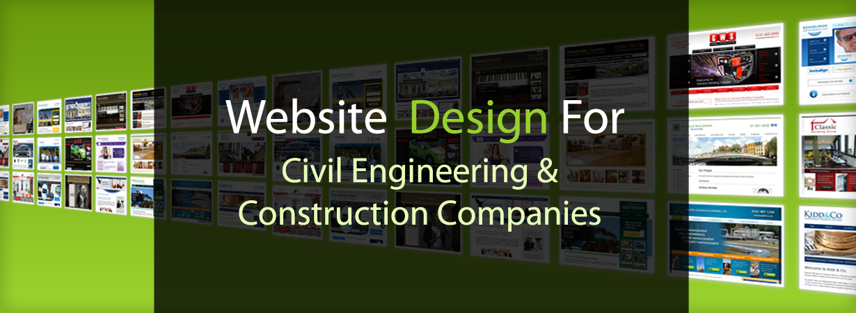 websites for civil engineering and construction companies