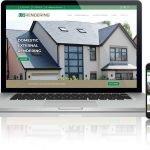 website design for rendering company