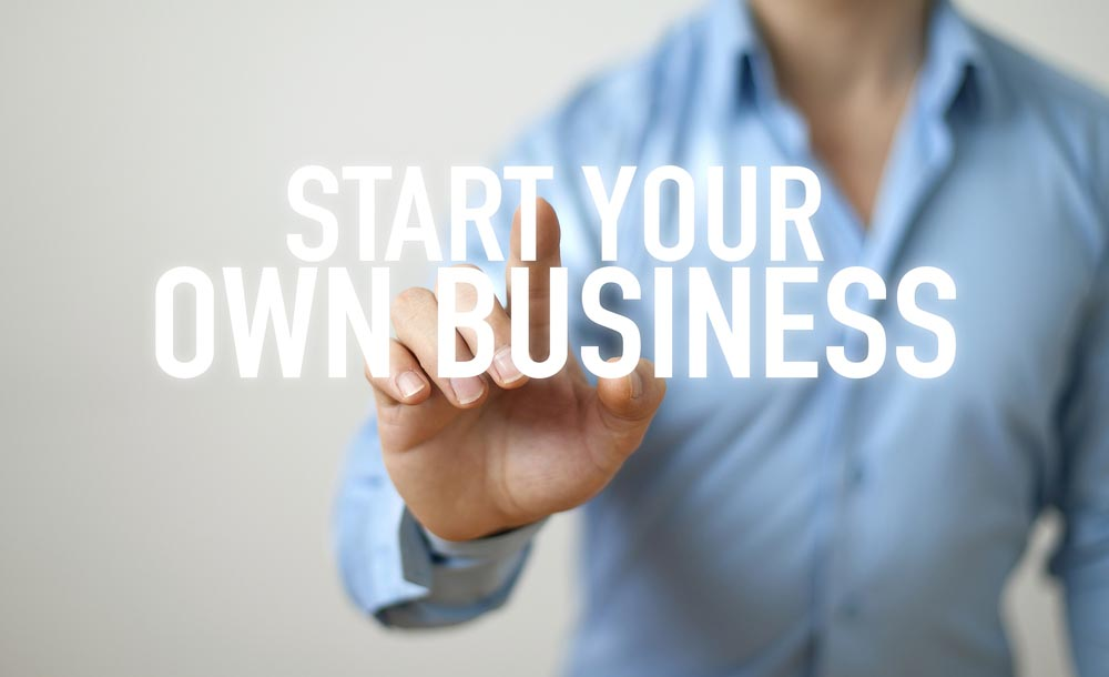 why you should start your own business