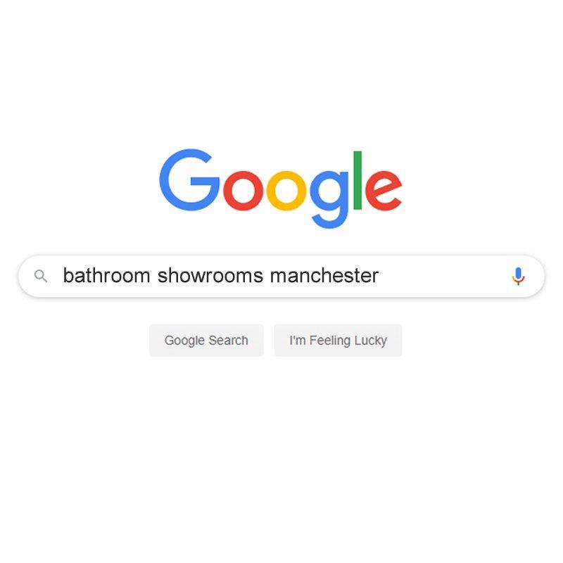 SEO for a bathroom showroom company