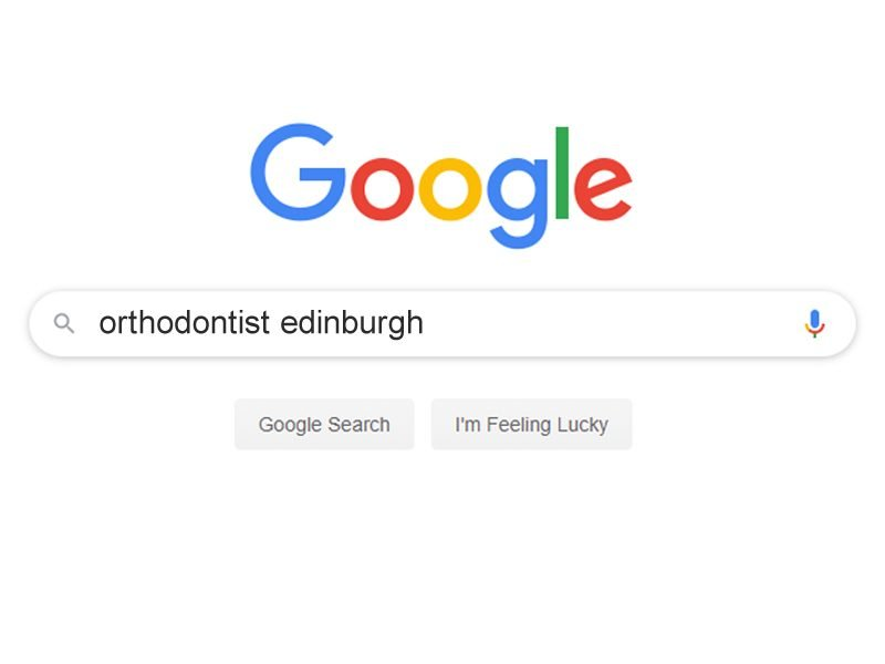 SEO for an orthodontist