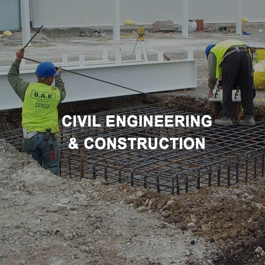 civil engineering and construction website design and seo