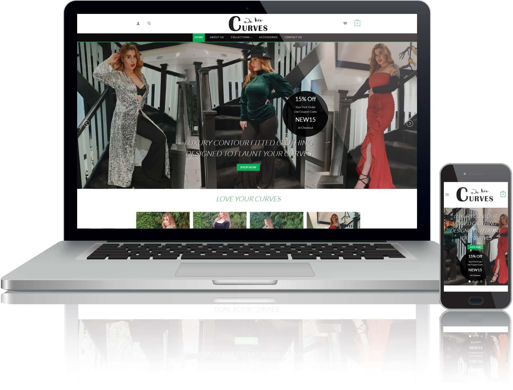 Website-Design-For-online-clothing-shop